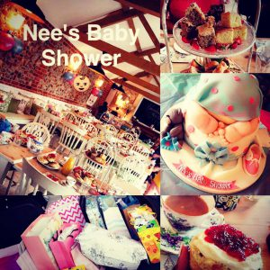 NE Event, baby shower, event planner