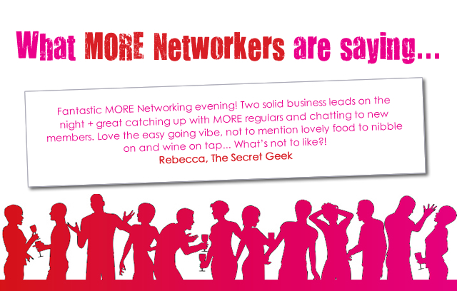MORE Networking, business, networking, Norwich